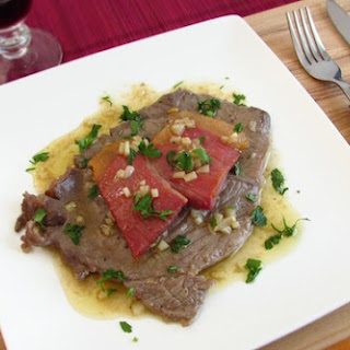 Portuguese Pepper Steak Recipes