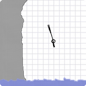 Game Stickman Cliff Diving APK for Kindle