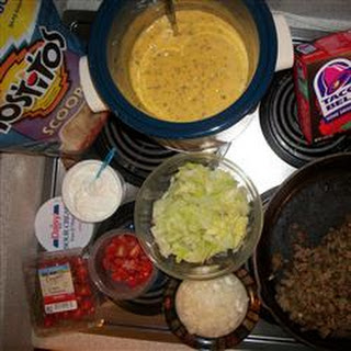 Sausage Ground Beef Cheese Dip Recipes