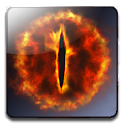 Eye of Sauron live wallpaper icon