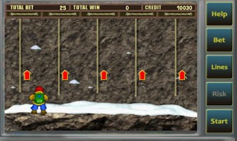 Screenshot of Rockclimber Slots