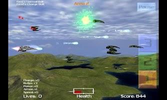 Screenshot of BlastZone 2 Lite ArcadeShooter