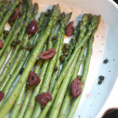 how to prepare asparagus spears