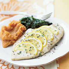 Honey-and-Lemon Baked Chicken