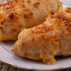 Chicken Stuffed with Green Chiles and Cheese