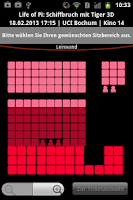 Screenshot of UCI KINOWELT Filme & Tickets