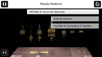 Screenshot of MAN Museo Arqueológico