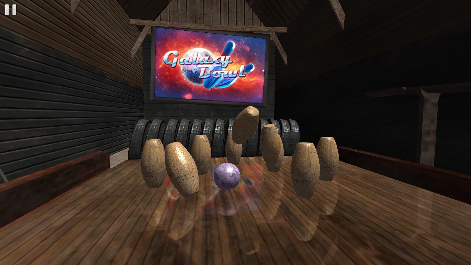Galaxy Bowling ™ 3D Screenshot 14
