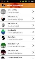 Screenshot of Cartola FC (pontuação ao vivo)