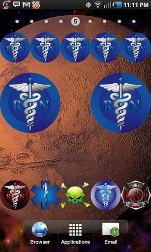 玩醫療App|RN Symbol doo-dad blue免費|APP試玩