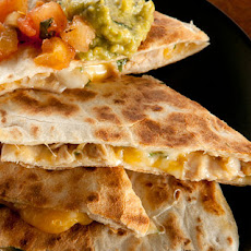 Basic Chicken Quesadillas Recipe