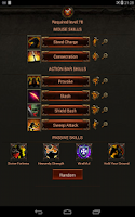 Screenshot of Diablo Game Guide (Unofficial)