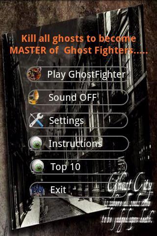 Ghost Fighter - Full Version