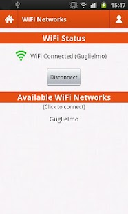 Guglielmo HotSpot Finder - screenshot