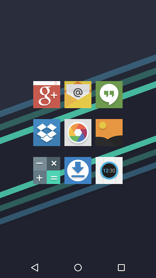 Evo Icon Pack Screenshot 1