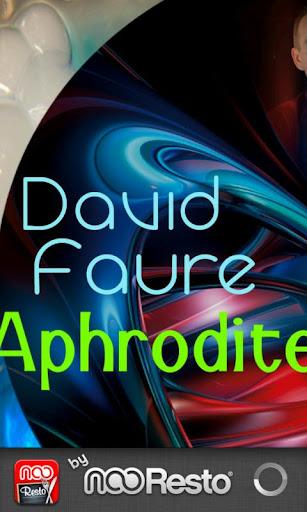 David Faure Aphrodite