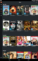 Screenshot of MyVideo: Musik, Filme & Serien