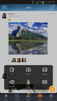 MiTalk For Mface APK screenshot thumbnail 2