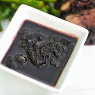 Port Balsamic Sauce Recipes
