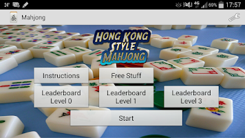 Screenshot of Hong Kong Style Mahjong - Paid