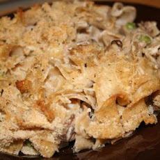 Chicken Noodle Tetrazzini - a Little Healthier