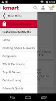 Screenshot of Kmart
