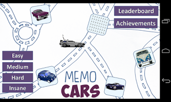 Screenshot of Memo Cars (HD)