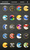 Screenshot of PACMAN ICONPACK NOVA APEX ADW