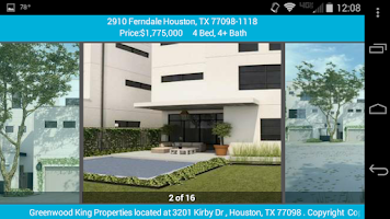 Screenshot of Greenwood King Properties