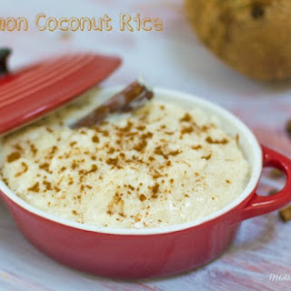 Cinnamon Coconut Rice Recipes