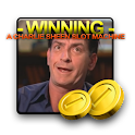 Winning - A Charlie Sheen Slot icon