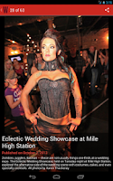 Screenshot of Westword