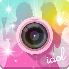 idol camera-akiba girl cosplay