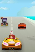Screenshot of Crazy Car Kissing Game