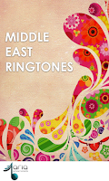 Screenshot of Middle East Ringtones