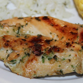 Cilantro Thai Grilled Chicken