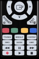 Screenshot of SamyGo Remote