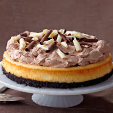 PHILADELPHIA® Triple-Chocolate Cheesecake