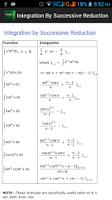 Screenshot of Calculus