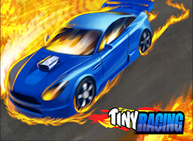 Screenshot of Tiny Racing