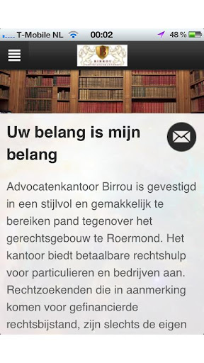 Birrou Advocatenkaantoor Roerm
