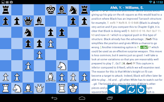 Screenshot of Chess Viewer