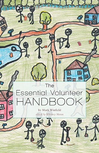 The Essential Volunteer Handbook cover