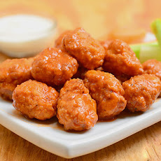 Cajun Buffalo Chicken Bites