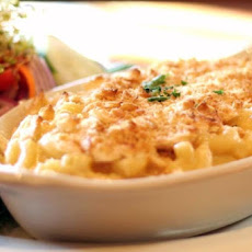 Luscious Lower-Fat Macaroni & Cheese
