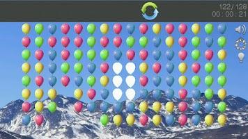 Screenshot of Balloon pop