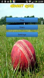 Logo Quiz Cricket - screenshot