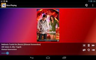 Screenshot of MediaHouse UPnP / DLNA Browser