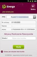 Screenshot of Aplikacja Mobilna meBOK