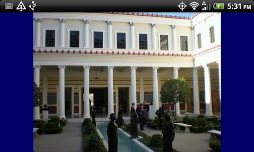 appeal of getty villa 145 inr